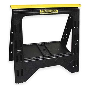 Storehorse Folding Sawhorse, 30 In W at Sears.com