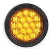 Federal Signal 607123-02 4 INRND LED FLASHING WARNING