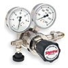 Smith Equipment 220-41-06 Regulator, 2 Stage, 0-15 PSI, Hydrogen