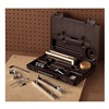 Allpax 100K61 Gasket Cutter Kit, 1/4-61 In, 27 Pc