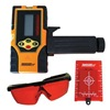 Johnson 40-6722 Red Beam Laser Detector Kit w/Clamp