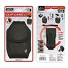 Nite Ize CCCW-03-01 Mobile Case, Wide, Black, Nylon