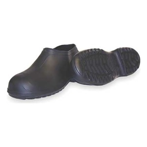 Tingley Overshoes, Mens, L, Pull On, Blk, Rubber, 1PR at Sears.com