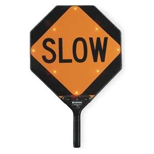 tapco Flashing LED Stop/Slow Paddle Sign at Sears.com