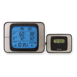 Taylor Multizone Thermometer/Barometer, 14-158F at Sears.com