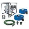 Dayton 7AJ22 Engine Drive Pump Kit, 11 HP, Honda Engine