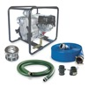 Dayton 7AJ18 Engine Drive Pump Kit, 8 HP, Honda Engine