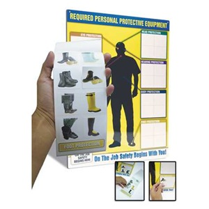 Accuform Signs PPE468