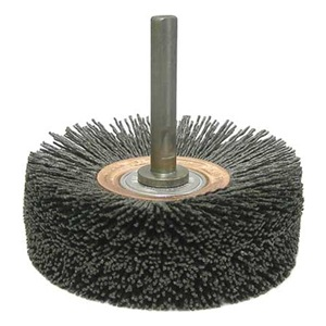 Weiler Wheel Brush, 4 In D, Wire 0.026 In at Sears.com