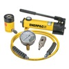 Enerpac SCH121H Pump/Hollow Cylinder Set, 12 Ton Cap