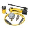 Enerpac SCH121H Pump/Hollow Cylinder Set, 12 Ton Cap