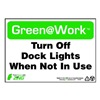 Zing 1044 Environmental Awareness Sign, 7 x 10In