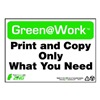 Zing 1014 Environmental Awareness Sign, 7 x 10In