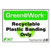 Zing 1046 Environmental Awareness Sign, 7 x 10In