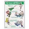 Zing 5004 Environmental Awareness Poster, 22 x 16In