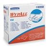 Wypall 83550 Dspsbl Wpes, 9-1/10In x 12-1/2In, PK 1760