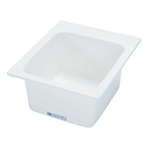 Composite Utility Sink : Mustee 11 Utility Sink, Fiberglass, 20x17x9 1/2 In Be the first to ...