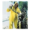 Mcr 100CX2 Raincoat with Detachable Hood, Yellow, 2XL
