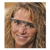 Uvex S0407X Safety Glasses, SCT-Blue, Antifog