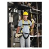 MSA 10072484 Full Body Harness, XL, Yellow