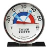 Taylor 5996N Food Srvc Thrmomtr, Frdge/Frzr, -30to70F