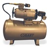 Gast 2LAF-246T-M200EX Piston Air Compressor, 1/4 HP, 1.5 CFM