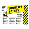 Accuform Signs PST754 Safety Poster, 18 x 24In, FLEX PLSTC, ENG