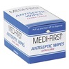 Approved Vendor 21471 Antiseptic Wipes, XL, PK20