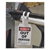 Accuform Signs TAL358 Danger Tag, 5-1/4 x 3-1/4 In, Plstc, PK25