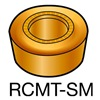 Sandvik Coromant RCMT 22-SM          1115 Carbide Turning Insert, RCMT 22-SM 1115, Pack of 10