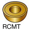 Sandvik Coromant RCMT 3(2.5)M0       2025 Turning Insert, RCMT 3(2.5)M0 2025, Pack of 10