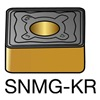 Sandvik Coromant SNMG 434-KR         3210 Carbide Turning Insert, SNMG 434-KR 3210, Pack of 10