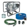 Dayton 7AJ19 Engine Drive Pump Kit, 11 HP, Honda Engine