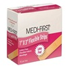 Medi-First 62550 Adhesive Bandages, Strip, 1 x 3 In, PK 50