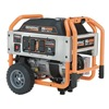 Generac 5778 Portable Generator, Rated Watts 4000, 220cc