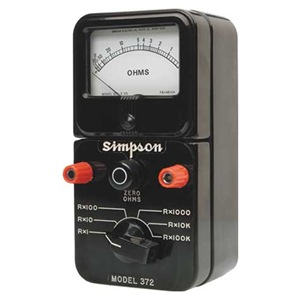 Simpson Electric 12311