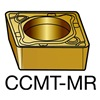 Sandvik Coromant CCMT 3(2.5)2-MR     2035 Turning Insert, CCMT 3(2.5)2-MR 2035, Pack of 10
