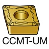 Sandvik Coromant CCMT 3(2.5)1-UM     1115 Turning Insert, CCMT 3(2.5)1-UM 1115, Pack of 10