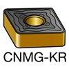 Sandvik Coromant CNMG 544-KR         3215 Carbide Turning Insert, CNMG 544-KR 3215, Pack of 10