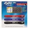 Expo 1751662 Dry Erase Marker, Chisel, Starter Kit