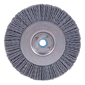 Weiler Wheel Brush, 4 In D, Wire 0.035/180 In at Sears.com