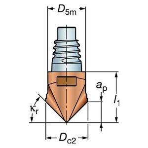 Sandvik Coromant 316-16CM800-16045G  1030