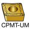 Sandvik Coromant CPMT 2(1.5)1-UM     1125 Turning Insert, CPMT 2(1.5)1-UM 1125, Pack of 10