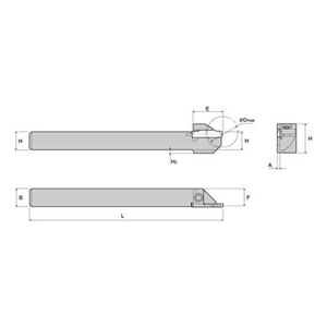 Ingersoll Cutting Tool TTEL12.7-24-1.4SH
