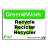 Zing 1012 Environmental Awareness Sign, 7 x 10In