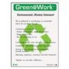 Zing 5008 Environmental Awareness Poster, 22 x 16In