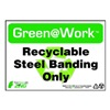 Zing 1047 Environmental Awareness Sign, 7 x 10In