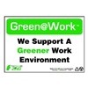 Zing 1000 Environmental Awareness Sign, 7 x 10In