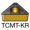 Sandvik Coromant TCMT 222-KR         3215 Carbide Turning Insert, TCMT 222-KR 3215, Pack of 10