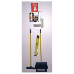 NOVUS PRODUCTS Spill Kit, Wall Mounted Rack, Maintenance at Sears.com